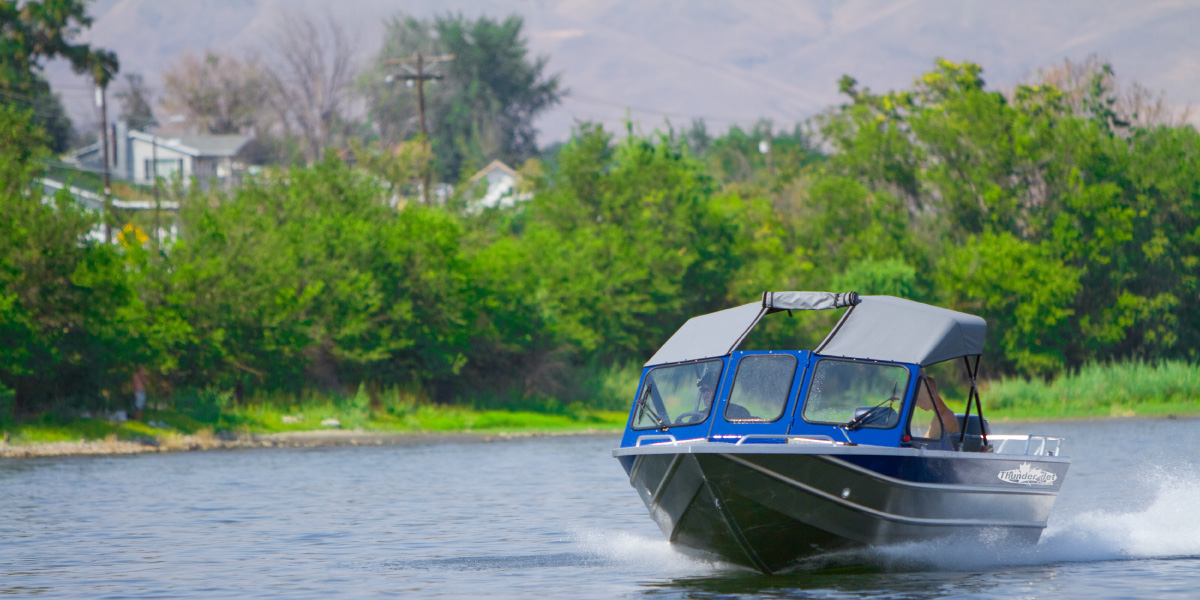 Snake River Boat Builders - Welded Aluminum Boats