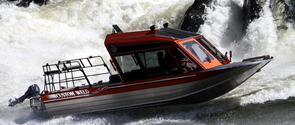 Aluminum Boat Manufacturers >> Snake River Boat Builders - Welded Aluminum Boats